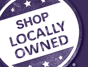 Shop Locally Owned Businesses